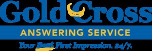 Gold Cross Answering Service logo